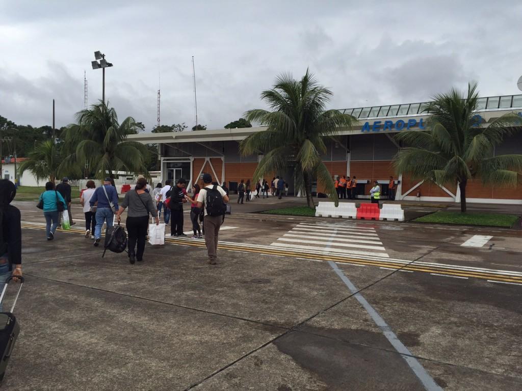 PuertoMaldonado airport