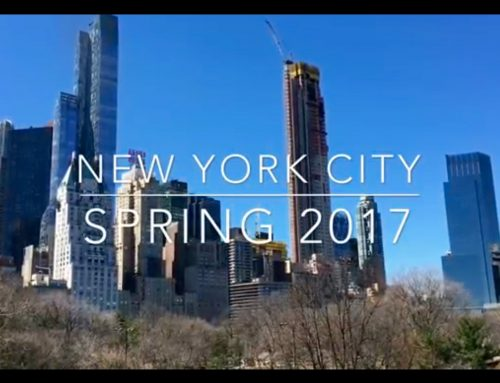 VIDEO of New York City – helicopter rides and more!